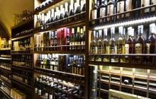 Мебель для магазина алкоголя